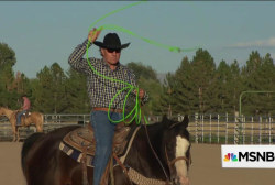 Roping in a successful new business