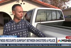 San Bernardino shooting witness tells his...