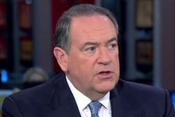 Huckabee: Obama blew a great opportunity