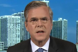 Bush: Obama doesn't see this as a war