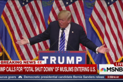 O'Malley: Trump's Call To Keep Muslims Out...