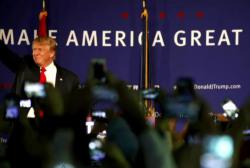 U.S. Islamic community reacts to Trump