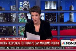Biden calls Trump's ideas a 'dangerous brew'