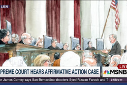 Scalia's shocking Affirmative Action remarks