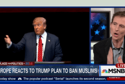 Trump's Muslim travel ban condemned abroad