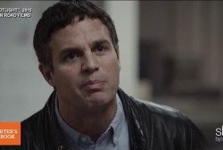 What it's like to be played by Mark Ruffalo