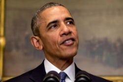 President Obama tries to ease ISIS fears