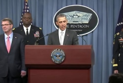 Obama: We are hitting ISIS harder than ever