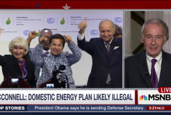 Global Climate Deal Faces Political Fight...