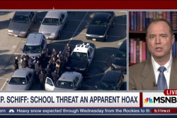 Lawmaker: LA School Threat Apparent Hoax