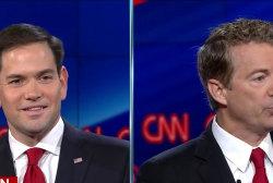 Paul attacks Rubio on immigration