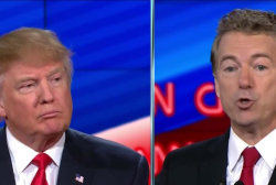 Paul on Trump's credibility as candidate