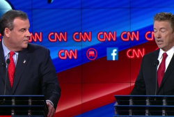 Paul invokes 'Bridgegate' at GOP debate