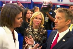 Paul: Rubio, Clinton both neoconservatives