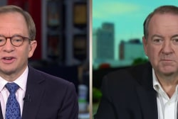 Rattner to Huckabee: We'll take Syrian...