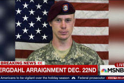 Bergdahl arraignment set for Dec. 22nd
