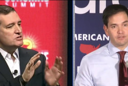 Rubio and Cruz Fight Over Immigration