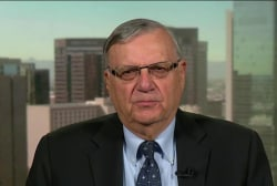 Joe Arpaio on Trump, birther conspiracy