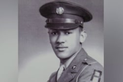 WWII hero fought in only black combat unit...