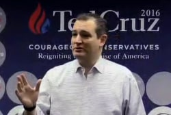 Aide: gay marriage not a priority for Cruz