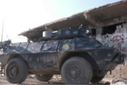 Iraqi forces slowed in Ramadi advance