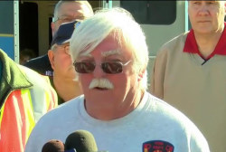 Mississippi fire chief delivers storm...
