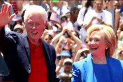 Trump attacks president Bill Clinton's record