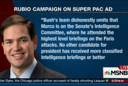 Rubio vs. Bush in latest GOP showdown