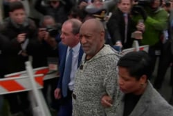 The significance of the ruling against Cosby