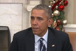 Obama takes on gun violence in new year