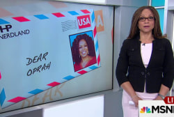 Melissa Harris-Perry 'a bit distressed' by...