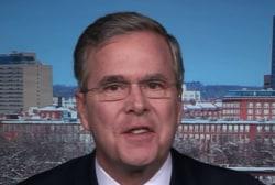 Bush: Trump will lose in Iowa and New...