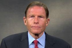 Sen. Blumenthal discusses America's gun laws