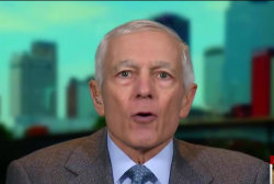 Gen. Wesley Clark on the threat of a...