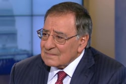 Panetta: 'We live in a dangerous world'