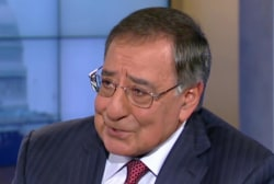 Leon Panetta endorses Clinton for Pres.