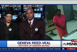 Sandra Bland's mother: One charge is not...