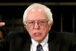 Sanders calls Trump a 'pathological liar'
