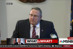 Gov. LePage: 'I may have made many slip-ups'