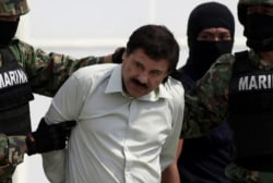 Multiple US cities could try 'El Chapo'