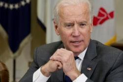 Joe: Biden sees Hillary behind in the polls