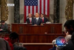 Obama on final SOTU: I'm going to make it...