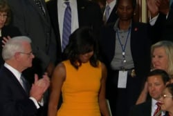 Here's who made the first lady's SOTU dress