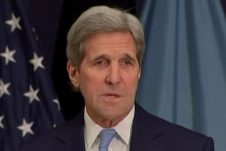Kerry: 'Our sailors were well taken care of'
