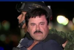 El Chapo texts: Legal issues for actress?