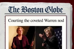 Pressure grows for coveted Warren endorsement