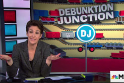 Debunktion Junction: also non-Nazi edition
