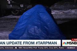 'Last Word' gets #Tarpman update from Oregon