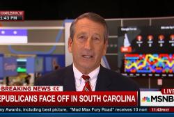 GOP race likely to turn on South Carolina