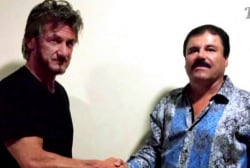 Sean Penn speaks about meeting with 'El...